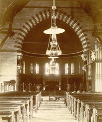 St Mary's Church [Jamalpur] - Interior.